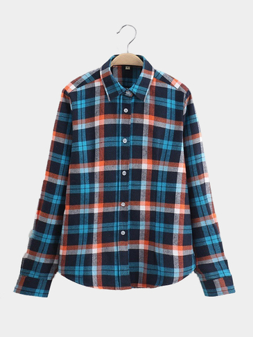 Multi-color Checked Shirt