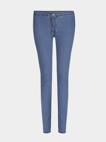 High-waist Bodycon Skinny Jeans