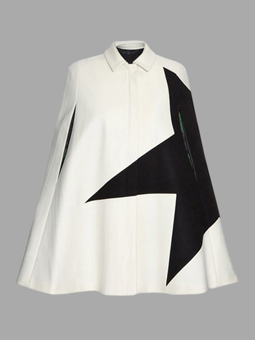 Fashion Loose Cape
