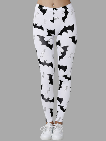 Leggings Animal Pattern Bodycon Leggings