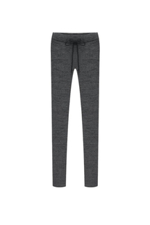 Plus Size Skinny leggings in Dark Grey