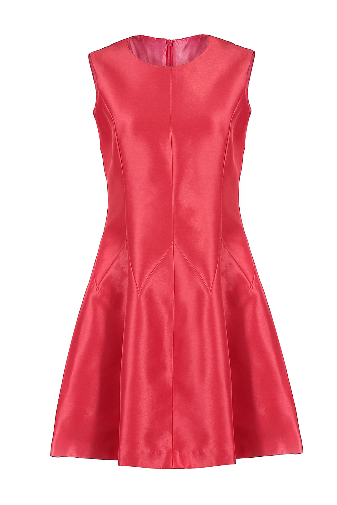 Party Dress In Red