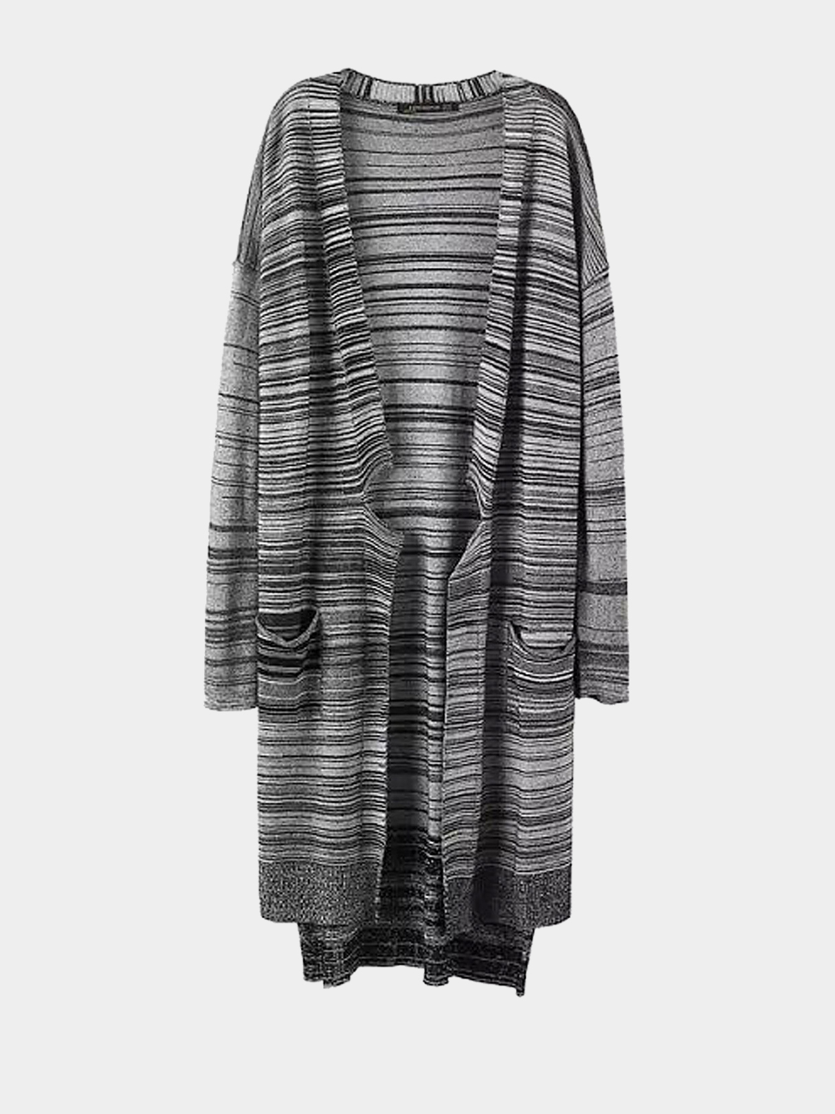 Long Kintted Cardigan