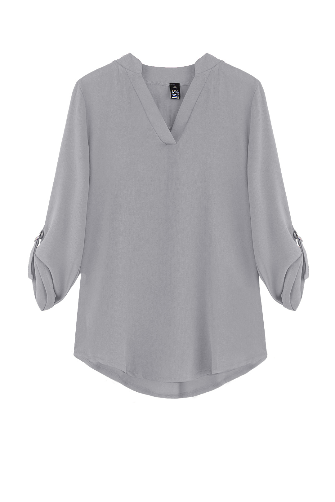 V Neck Blouse with Adjustable Sleeves adderley cannonball adderley cannonball things are getting better